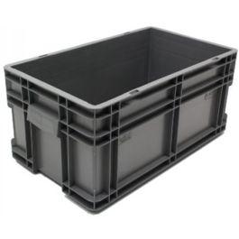 Kasse med lige sidevægge 295x505x235 mm