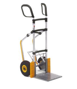 Kongamek ergonomisk sækkevogn, kapacitet 250 kg