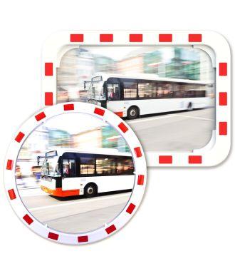 EUvex trafikspejl