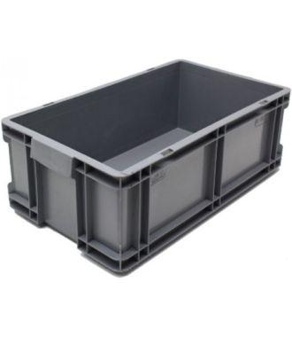 Kasse med lige sidevægge 295x505x180 mm