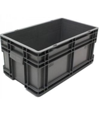 Kasse med lige sidevægge 260x505x210 mm