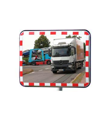 Trafikspejl med reflektorer UNI-SIG