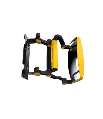 GenieGrips® frontspejl til gaffeltrucks